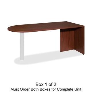 Lorell Essentials Box 1 of 2 Peninsula Fabric