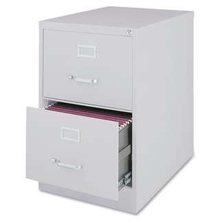 Lorell Commercial Grade 28.5-inch Legal-size Vertical Files