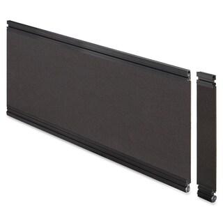 Lorell 36-inch Wide Desktop Fabric Panel System
