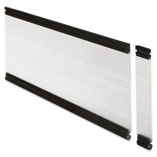 Lorell 48-inch Wide Glazed Desktop Panel System