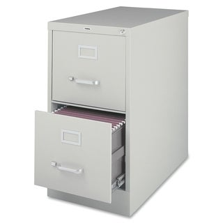 Lorell 2-drawer Security Vertical File