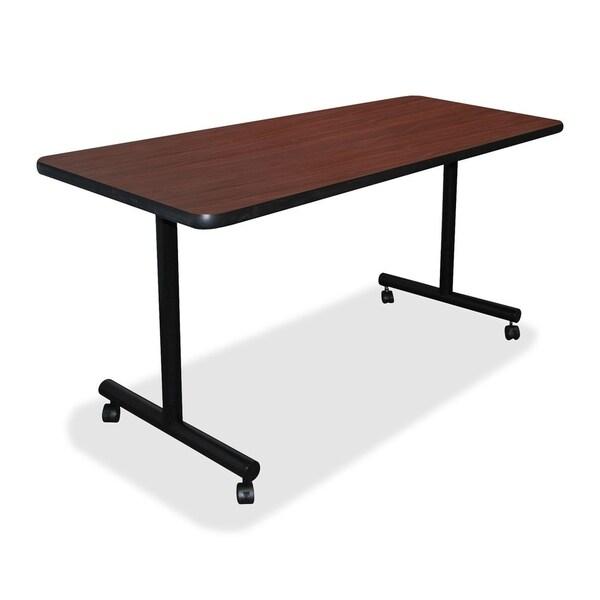 Lorell Mahogany Training Table Top