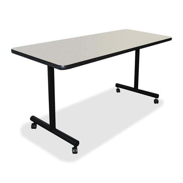 Lorell 24x48-inch Light Grey Training Table Top
