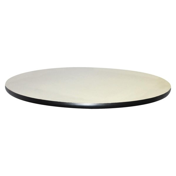 Lorell Hospitality Light Grey Breakroom Table Top