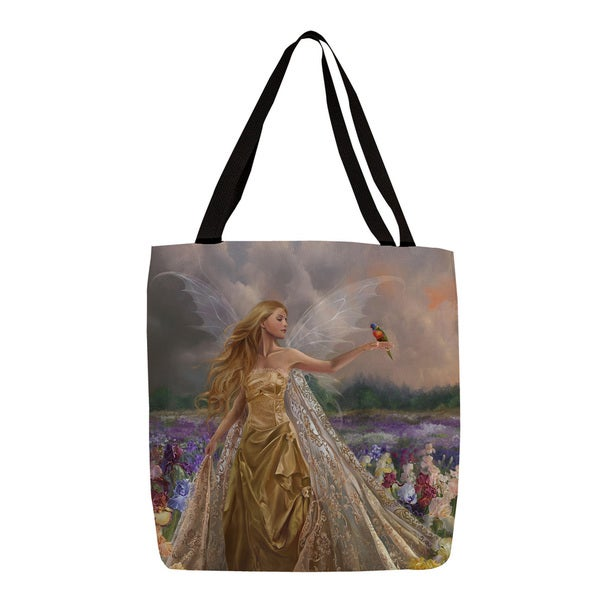 Thumbprintz Innocence Print Tote Bag