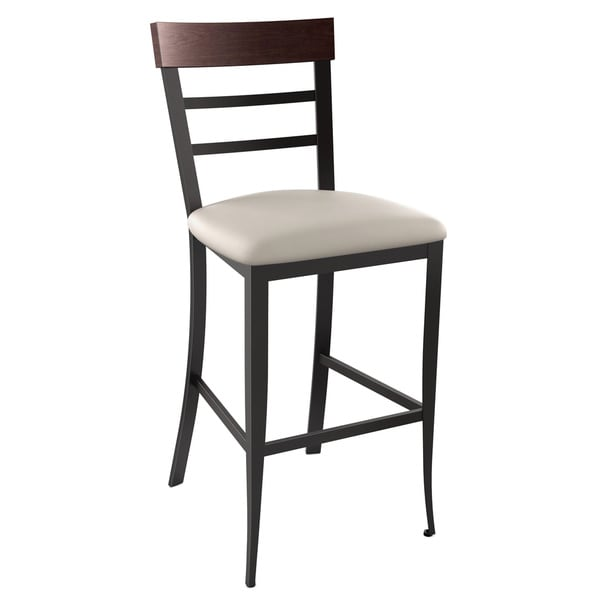 amisco cate 26 inch metal counter stool 16769804 shopping great deals on. Black Bedroom Furniture Sets. Home Design Ideas