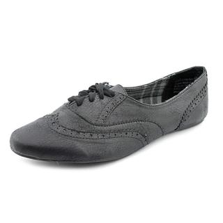 Not Rated Women's 'White Tie' Faux Leather Casual Shoes