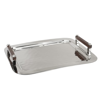 Lino Stainless Steel Serving Tray
