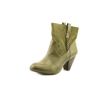 Jessica Simpson Women's 'Olivie' Leather Boots (Size 8.5 )