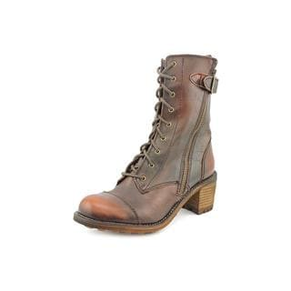 Rocket Dog Women's 'England' Leather Boots