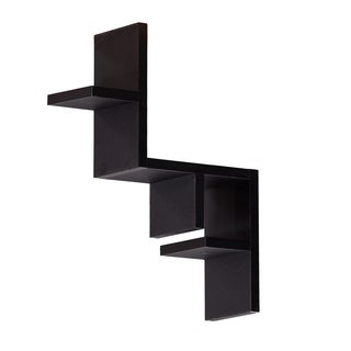 Upton Home Rayne Black Shelf