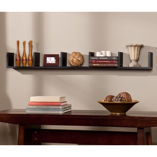 Upton Home Sibley Black Shelf