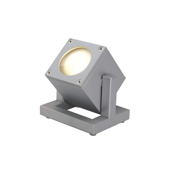 SLV Lighting Cubix Single-light Flood Lamp