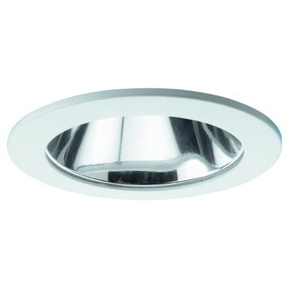 4-inch Recessed Trim Clear Reflector [50-watt Max] R20/PAR20
