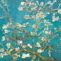 Portfolio 'Almond Blossom' Large Framed Printed Canvas Wall Art