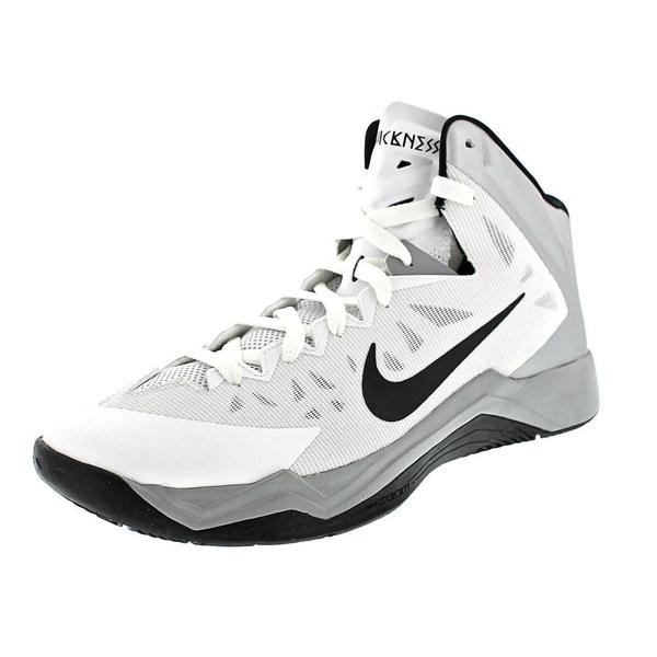 Nike Men's 'Zoom Hyperquickness' Synthetic Athletic Shoe