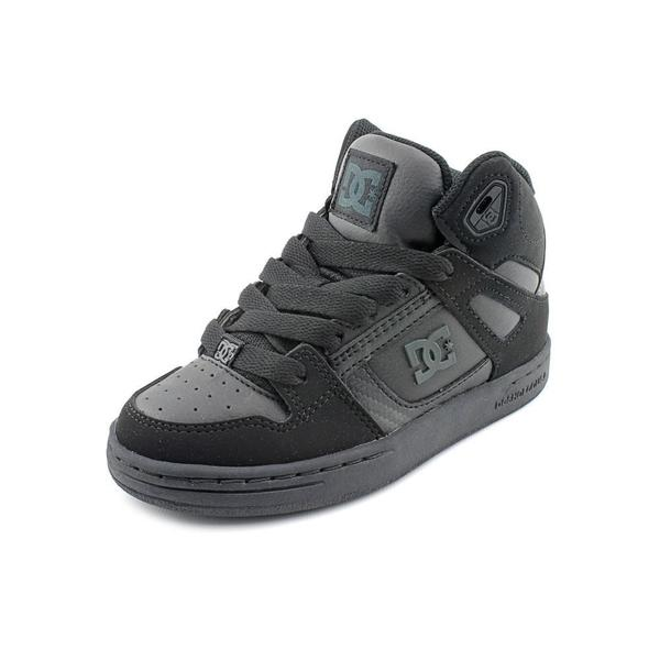 DC Boy (Youth) 'Rebound SE' Leather Athletic Shoe