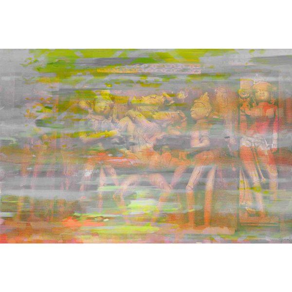 Patna Fine Art Canvas Print 14272855
