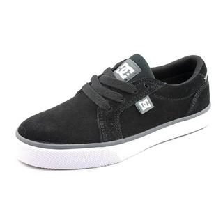 DC Boy (Youth) 'Council' Regular Suede Athletic Shoe