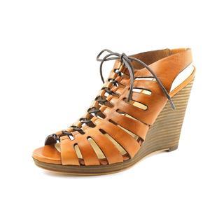 Cole Haan Women's 'Skye Wedge ' Leather Sandals