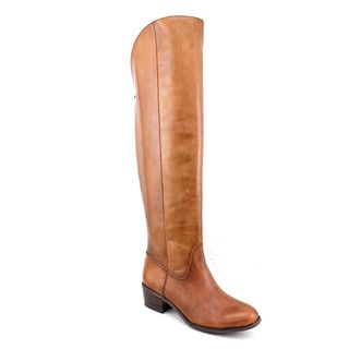 INC International Concepts Women's 'Beverley' Leather Boots