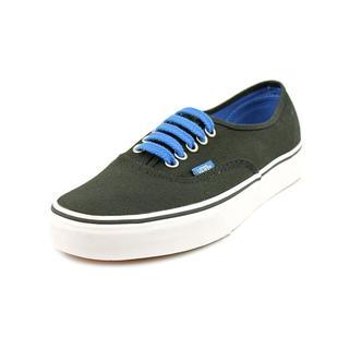 Vans Men's 'Authentic' Canvas Athletic Shoe (Size 7.5 )
