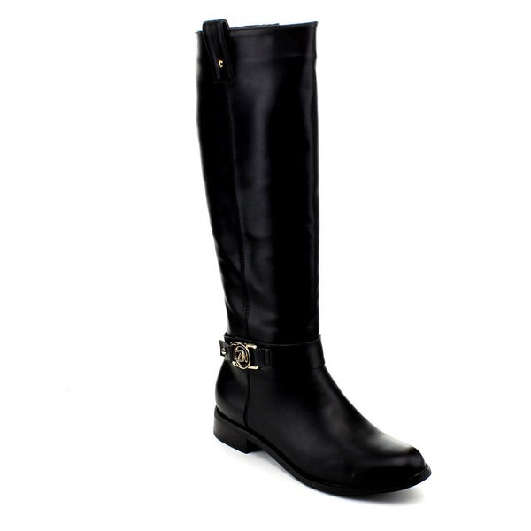 Reneeze Berry-06 Women's Knee-High Riding Boots