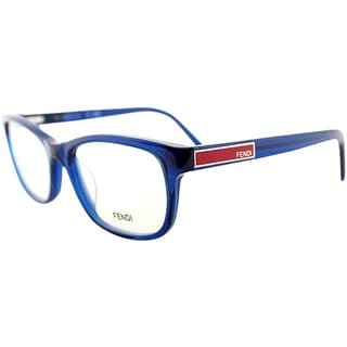 Fendi Women's Blue Optical Eyeglasses