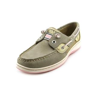Sperry Top Sider Women's 'Rainbowfish Laceless' Leather Casual Shoes