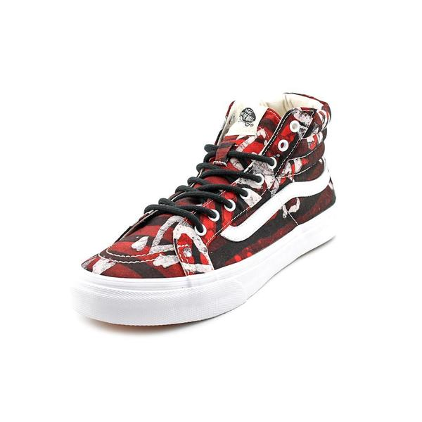 Vans Women's 'Sk8-Hi Slim' Man-Made Athletic Shoe