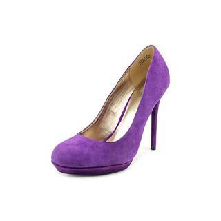 Modern Vice Women's 'Adele' Kid Suede Dress Shoes