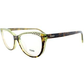 Fendi Women's Havana Eyeglasses
