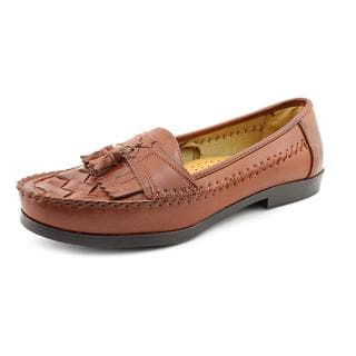 Deer Stags Men's 'Herman' Leather Dress Shoes - Wide (Size 10 )