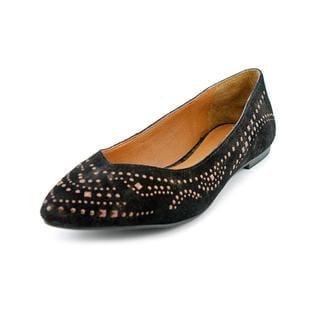Lucky Brand Women's 'Regan 2' Regular Suede Dress Shoes