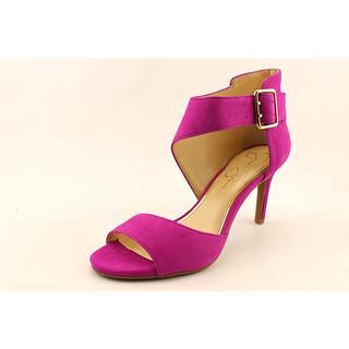 Jessica Simpson Women's 'Marrionn' Nubuck Dress Shoes (Size 8 )