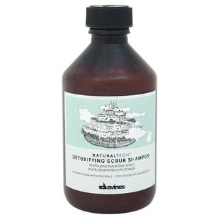Davines Naturaltech Detoxifying 8.45-ounce Scrub Shampoo