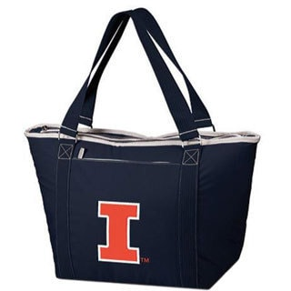 Picnic Time Topanga Illinois Fighting Illini Embroidered Navy