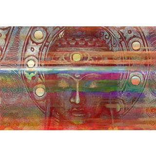 Marmont Hill Art Collective 'Kalpi' Canvas Art