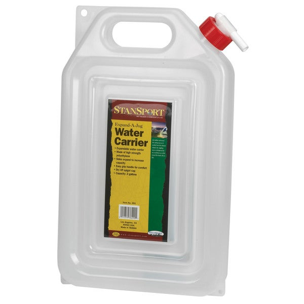 Stansport Expandable 2-gallon Water Carrier