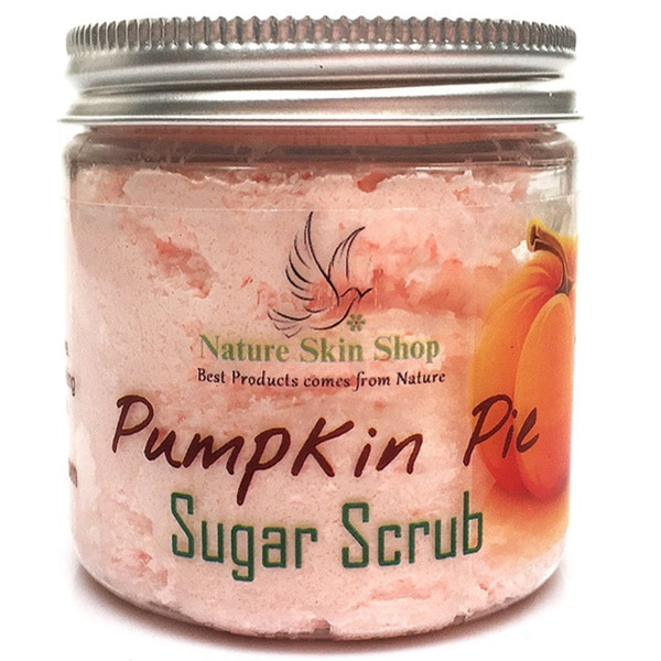 Pumpkin Pie Sugar Scrub