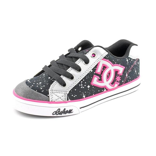 DC Girl (Youth) 'Chelsea Graffik' Basic Textile Athletic Shoe