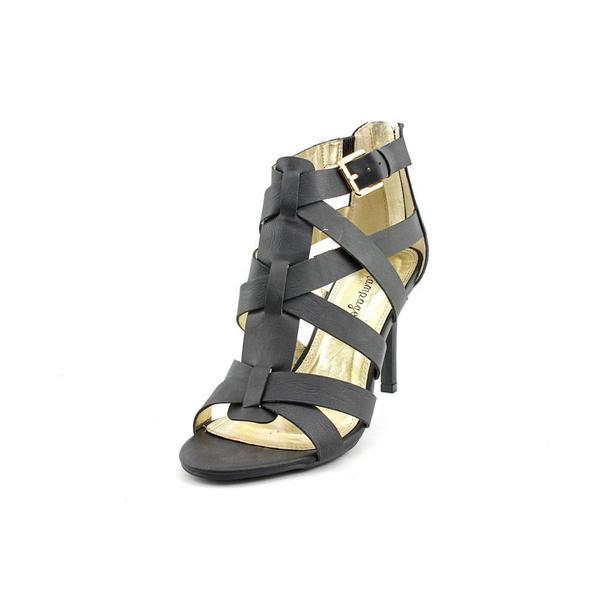 Rampage Women's 'Kelsie' Faux Leather Sandals
