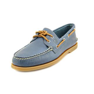 Sperry Top Sider Men's 'A/O 2-Eye Cyclone' Leather Casual Shoes