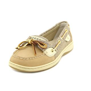 Sperry Top Sider Women's 'Angelfish Menwear' Leather Casual Shoes