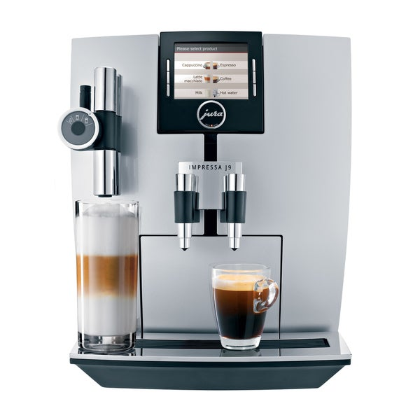 Jura-Capresso Impressa J9 One Touch Automatic Coffee Center (Refurbished)