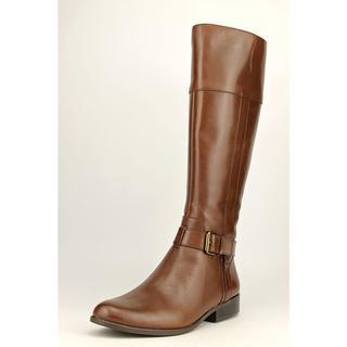 Anne Klein Women's 'Costaro' Leather Boots (Size 10 )