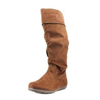 Rampage Women's 'Candeler' Regular Suede Boots (Size 8.5 )