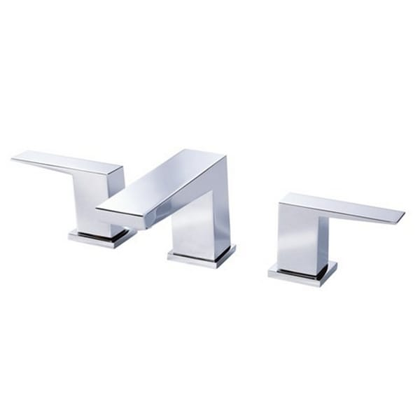 Danze Widespread Mid-Town Polished Chrome with Touch-down Drain