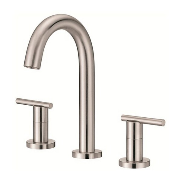 Danze Widespread Parma Trimline Faucet in Brushed Nickel