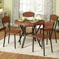 Simple Living 5-piece Piazza Dining Set